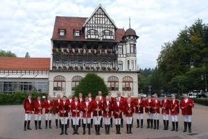 Gruppenbild in Bad Sachsa